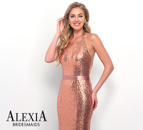 Designer Wedding Dresses, Bridal Dresses at Alexia